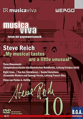 9783795778095: 'my Musical Tastes Are a Little Unusual' [Import allemand]
