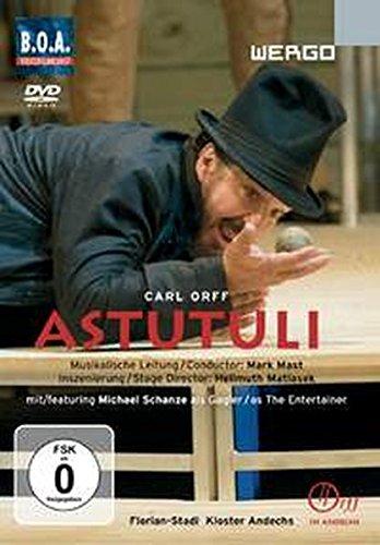 9783795778316: Carl Orff: Astutuli [Import allemand]