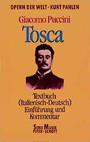 9783795780142: Tosca