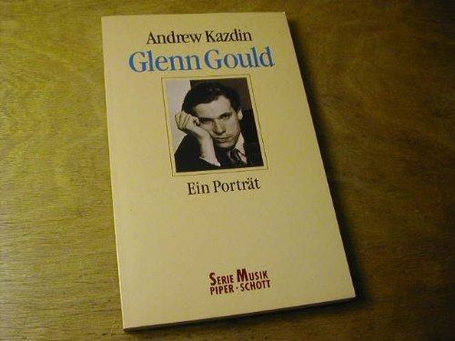9783795782429: Glenn Gould