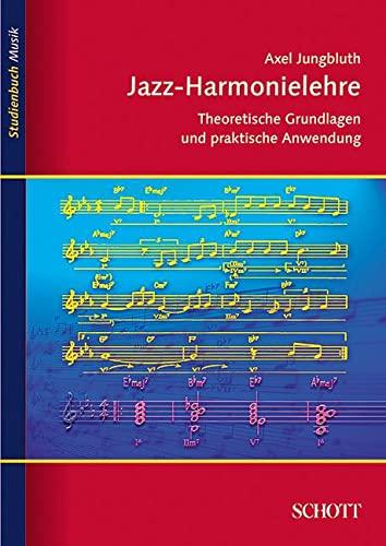 9783795787226: Jazz-Harmonielehre Livre Sur la Musique