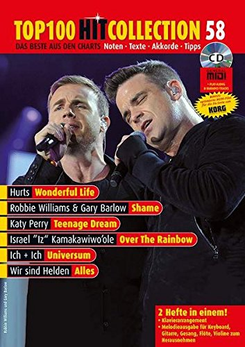 Top 100 Hit Collection, m. Audio-CD (Mixed Mode). Nr.58 - Bye, Uwe