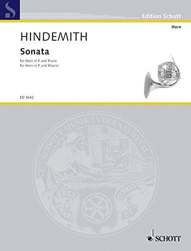 9783795795061: Sonate. Horn in F und Klavier