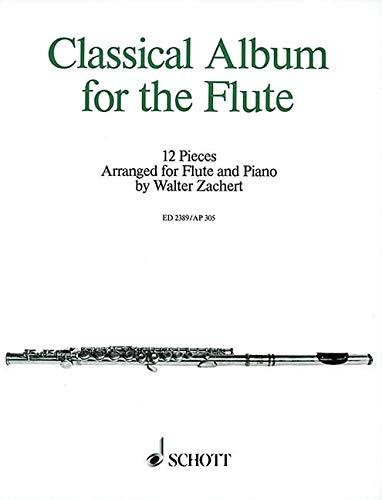 Klassisches Flöten-Album: Walter Zachert