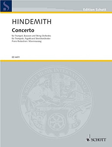 Concerto: Paul Hindemith