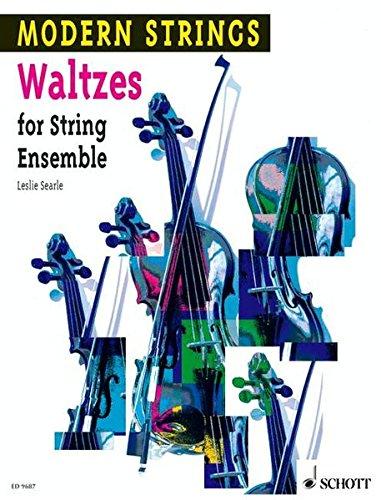 9783795797614: Swing Waltzes for String Ensemble Musique d'Ensemble-Partition+Parties Separees