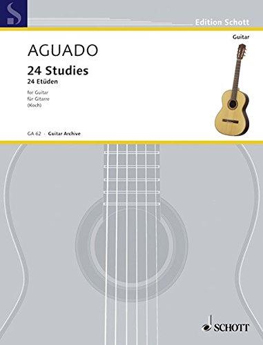 metodo para guitarra dionisio aguado pdf