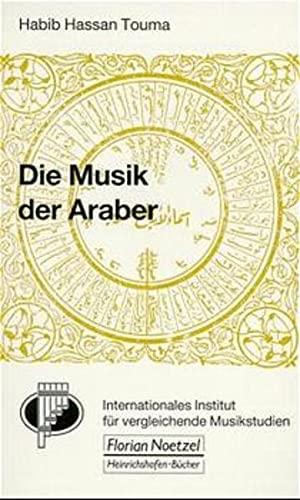 9783795901820: Die Musik der Araber