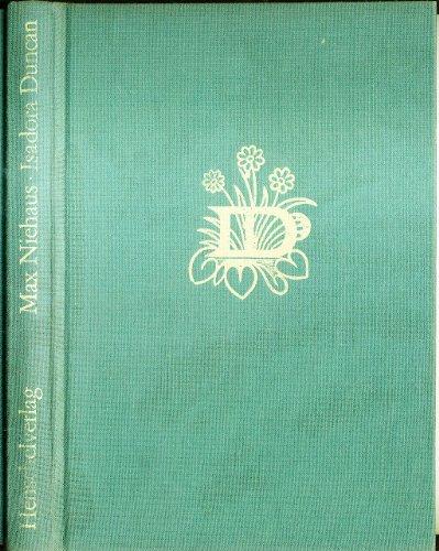 9783795903169: Isadora Duncan: Leben, Werk, Wirkung