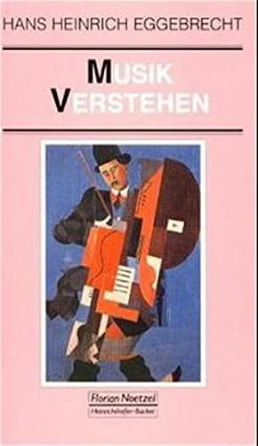 9783795907501: Musik verstehen