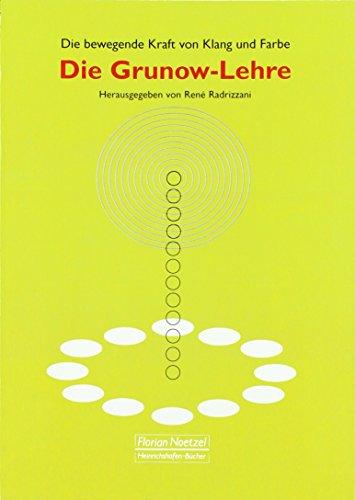 9783795908409: Die Grunow-Lehre