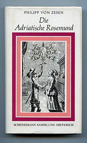 9783796103278: Die Adriatische Rosemund