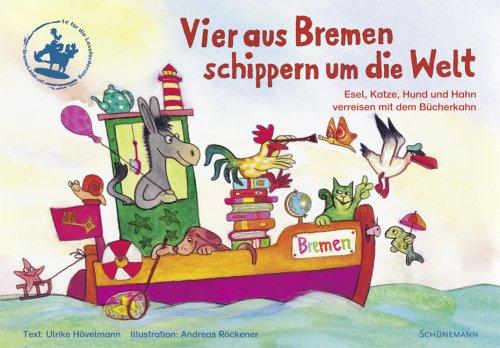 9783796118975: Vier aus Bremen schippern um die Welt