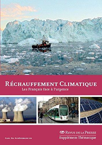 Réchauffement climatique: Les Français face à l'urgence