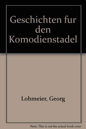 9783796200472: Geschichten für den Komödienstadel