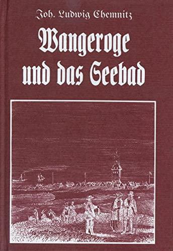 9783796301148: Wangeroge und das Seebad (Schuster reprint)