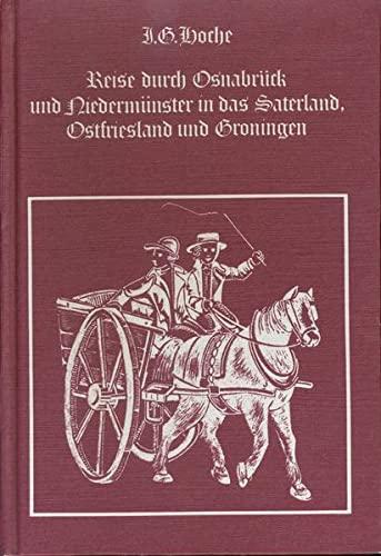 Reise durch Osnabrück und Niedermünster in das