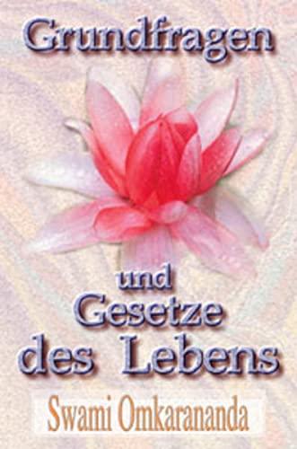 9783796401794: Grundfragen und Gesetze des Lebens