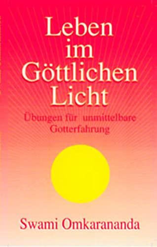 9783796401800: Leben im göttlichen Licht