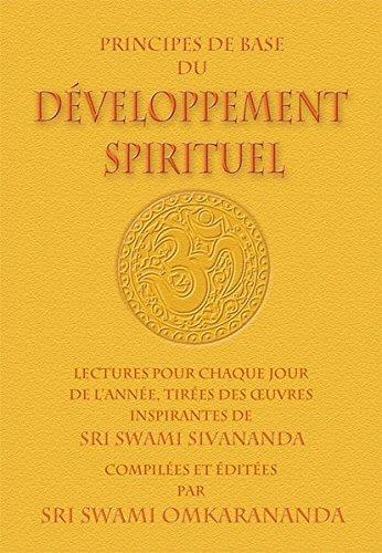9783796402739: Principes de Base du Développement Spirituel: Lectures pour chaque jour de l'année