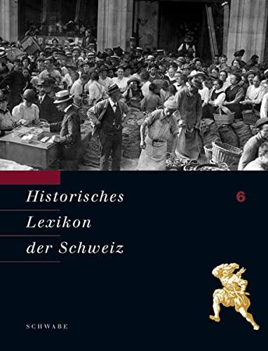 9783796519062: Historisches Lexikon der Schweiz (HLS). Gesamtwerk. Deutsche Ausgabe: Haab - Juond