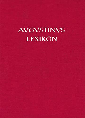 Al - Augustinus-Lexikon / Cor-Fides / Fasc.: Erich Feldmann (editor)