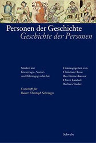 Personen der Geschichte - Geschichte der Personen: Christian Hesse