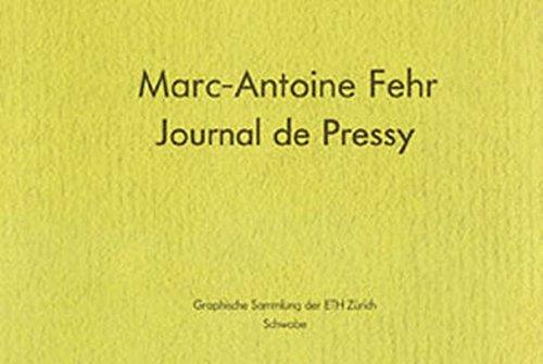 Marc-Antoine Fehr Journal de Pressy: Paul Tanner