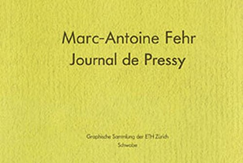 Marc-Antoine Fehr Journal de Pressy: Paul Tanner