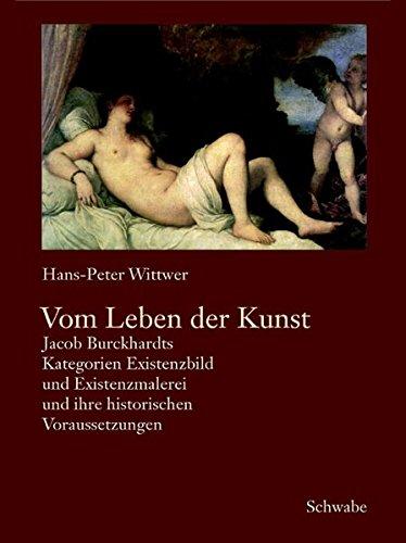 Vom Leben der Kunst: Hans-Peter Wittwer