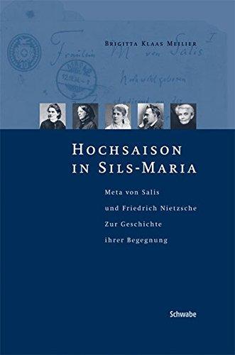 Hochsaison in Sils-Maria: Brigitta Klaas Meilier