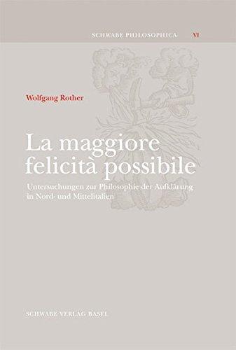 La maggiore felicità possibile: Wolfgang Rother