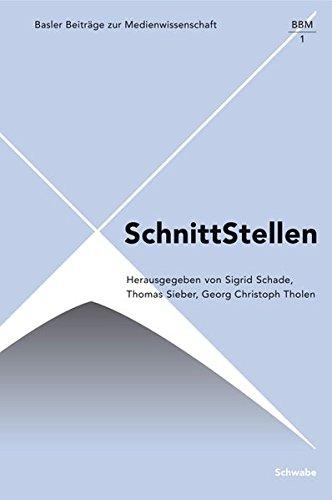 SchnittStellen: Georg Christoph Tholen