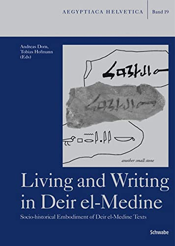 9783796522130: Living and Writing in Deir el-Medine