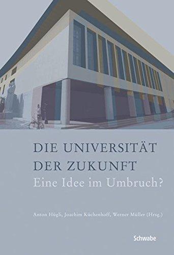 Die Universität der Zukunft: Anton Hügli