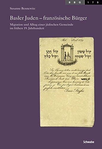 Basler Juden oder französische Bürger?: Susanne Bennewitz