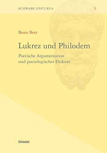 Lukrez und Philodem: Beate Beer