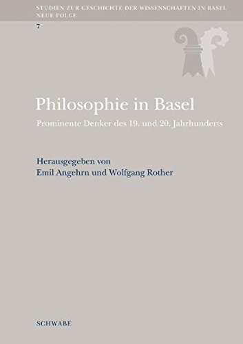 Philosophie in Basel: Emil Angehrn