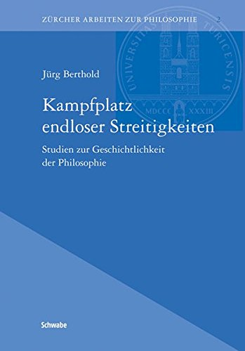 Kampfplatz endloser Streitigkeiten: J�rg Berthold