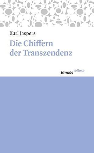 9783796527678: Chiffern der Transzendenz: 14 (Schwabe Reflexe)