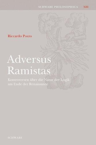 Adversus Ramistas XIII: Riccardo Pozzo