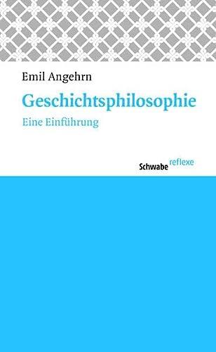 Geschichtsphilosophie: Angehrn, Emil
