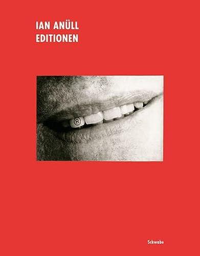 9783796528514: Ian Anull (Beitrage aus der Graphischen Sammlung der ETH Zurich) (German Edition)