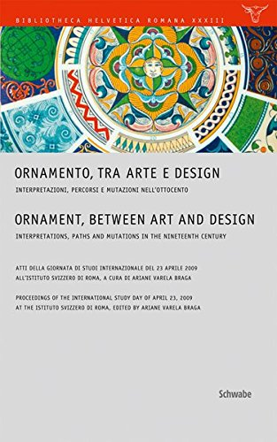 9783796528996: Ornamento, Tra Arte E Design/ Ornament, Between Art and Design