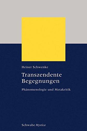 Transzendente Begegnungen: Michael Bangert