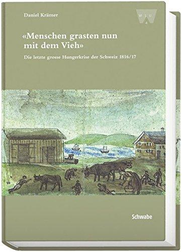 Menschen grasten nun mit dem Vieh: Daniel Krämer