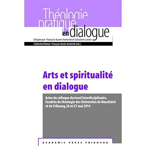 Arts et spiritualité en dialogue: François-Xavier Amherdt