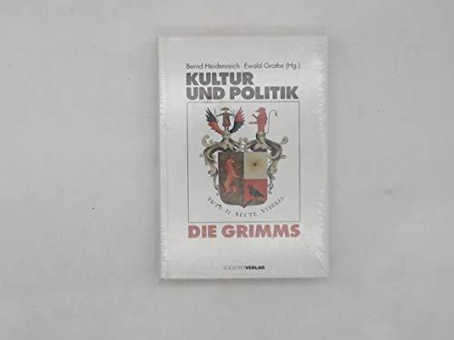 Kultur und Politik - Die Grimms: bernd-heidenreich