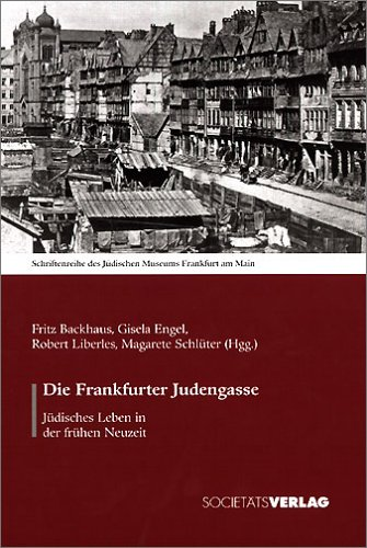 9783797309273: Die Frankfurter Judengasse