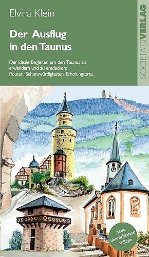 9783797309518: Der neue Ausflug in den Taunus